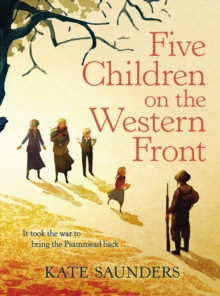 Five Children on the Western Front, Hardback Book