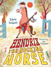 Hendrix the Rocking Horse, Paperback Book