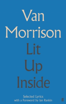 Lit Up Inside : Selected Lyrics, Hardback Book