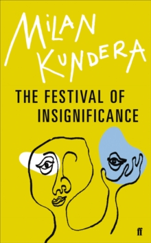The Festival of Insignificance, Hardback Book