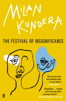The Festival of Insignificance, Paperback Book