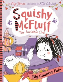 Squishy McFluff: Big Country Fair, Paperback Book
