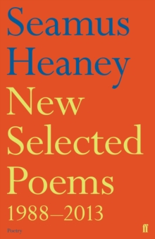 New Selected Poems 1988-2013, Paperback Book