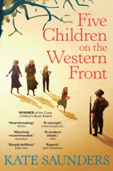 Five Children on the Western Front, Paperback Book