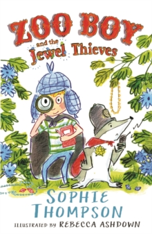 Zoo Boy and the Jewel Thieves, Paperback Book