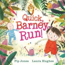 Quick, Barney, RUN!, Paperback / softback Book