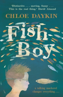 Fish Boy, Hardback Book
