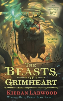 The Beasts of Grimheart, Hardback Book
