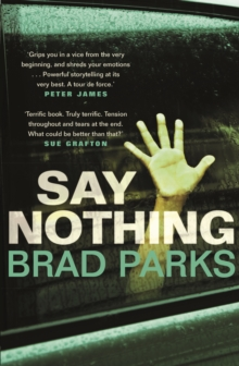 Say Nothing, Paperback Book
