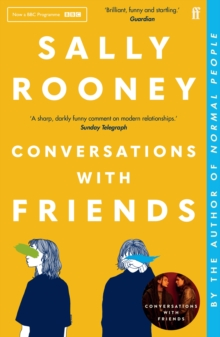 Conversations with Friends, Paperback / softback Book