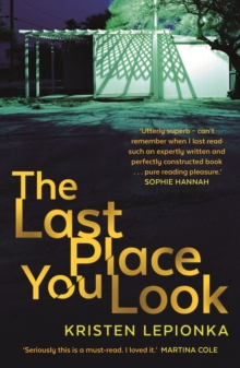The Last Place You Look, Paperback / softback Book