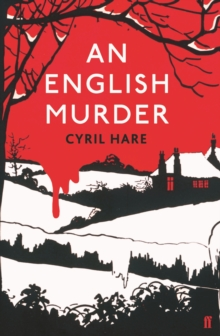An English Murder, Paperback / softback Book
