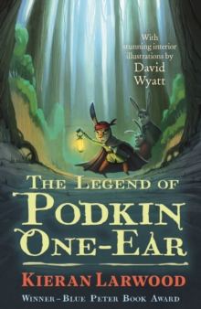 The Legend of Podkin One-Ear, Paperback / softback Book