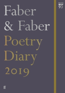 Faber & Faber Poetry Diary 2019, Hardback Book