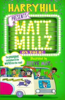Matt Millz on Tour!, Paperback / softback Book