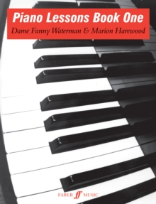 Piano Lessons : Book 1, Paperback Book