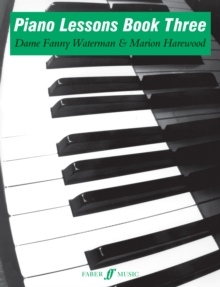 Piano Lessons : Bk. 3, Paperback Book