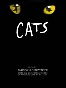 """Cats"" : (Vocal Selections), Paperback Book"