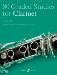 80 Graded Studies for Clarinet : Bk. 2, Paperback Book