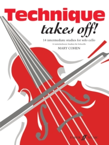 Technique Takes Off! : (Solo Cello), Paperback Book