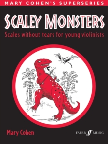 Scaley Monsters, Paperback / softback Book