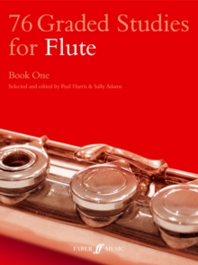 76 Graded Studies for the Flute, Paperback Book