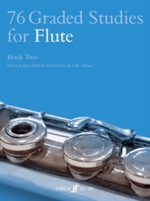 76 Graded Studies for Flute : Bk. 2, Paperback Book
