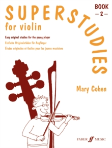 Superstudies : (Solo Violin) Bk. 2, Paperback Book