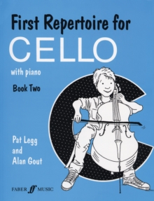 First Repertoire For Cello Book 2, Paperback / softback Book