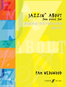Jazzin' About : (Piano Duet), Paperback Book