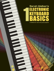 Electronic Keyboard Basics : Bk. 1, Paperback Book