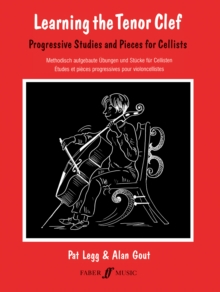 Learning the Tenor Clef : (Cello and Piano), Paperback Book