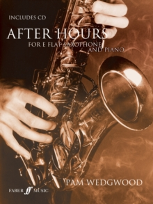 After Hours For Alto Saxophone And Piano, Paperback / softback Book
