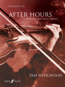 After Hours for Violin and Piano, Mixed media product Book
