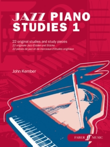 Jazz Piano Studies 1, Paperback / softback Book