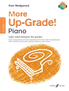 More Up-Grade! Piano Grades 1-2, Paperback / softback Book