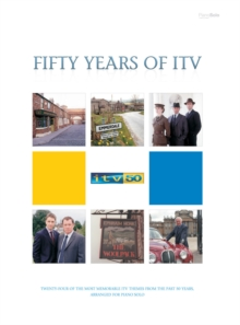 50 Years of ITV, Paperback / softback Book
