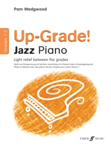 Up-grade Jazz! Piano Grades 1-2, Paperback Book