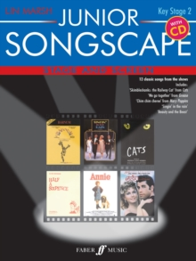 Junior Songscape : Stage and Screen, Paperback Book