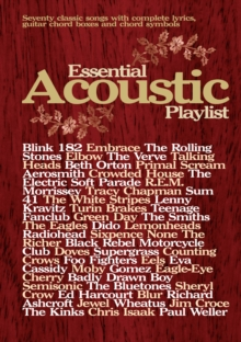 Essential Acoustic Playlist, Paperback / softback Book