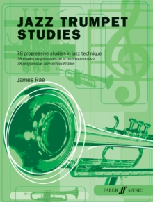 Jazz Trumpet Studies, Paperback Book