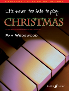 It's Never Too Late to Play Christmas, Paperback Book