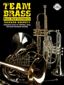 Team Brass: Brass Band Instruments, Paperback / softback Book