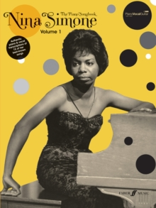 Nina Simone Piano Songbook : (Piano/ Vocal/ Guitar) v. 1, Paperback Book