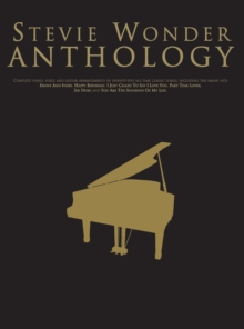 Stevie Wonder : Anthology, Paperback Book