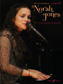 The Norah Jones Piano Songbook : (Piano/ Vocal/ Guitar), Paperback Book