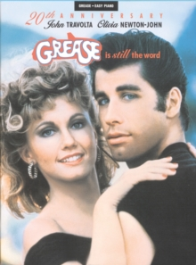 """Grease"" 20th Anniversary : (Easy Piano), Paperback Book"