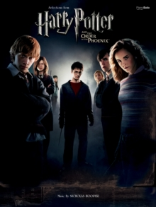 Harry Potter and the Order of the Phoenix : (Piano), Paperback Book
