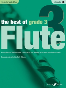 The Best Of Grade 3 Flute, Mixed media product Book