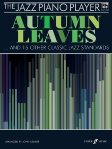 The Autumn Leaves : (piano/CD), Mixed media product Book